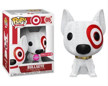 image de Bullseye (Flocked) (Gold Collar)