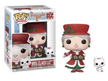 image de Mrs. Claus & Candy Cane