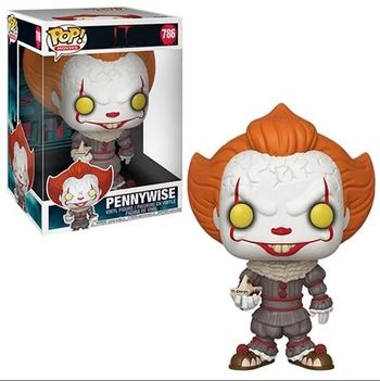image de Pennywise (with Boat) (10-Inch)
