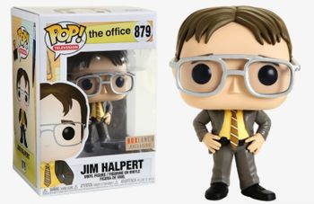 image de Jim Halpert (as Dwight)