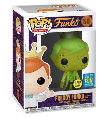 image de Freddy Funko as Toxic Rick