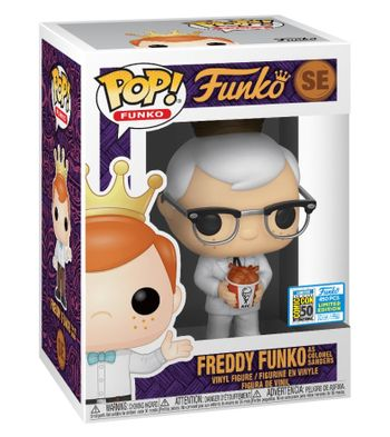 image de Freddy Funko as Colonel Sanders
