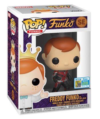 image de Freddy Funko as Ant-Man