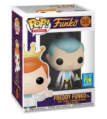 image de Freddy Funko as Rick