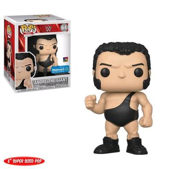 image de Andre the Giant (6-Inch)