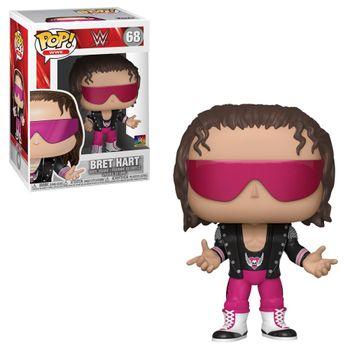 "image de Bret ""Hit Man"" Hart (Pink)"
