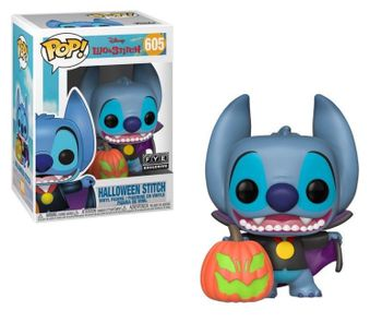 image de Halloween Stitch