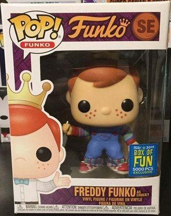 image de Freddy Funko as Chucky