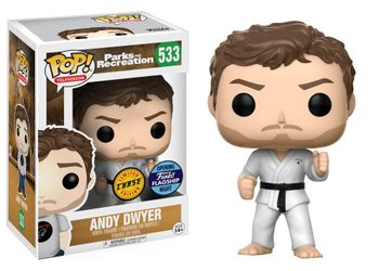 image de Andy Dwyer (Johnny Karate)