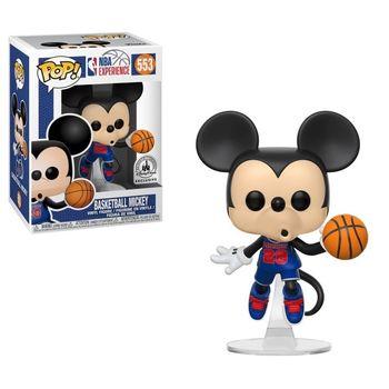 image de Basketball Mickey