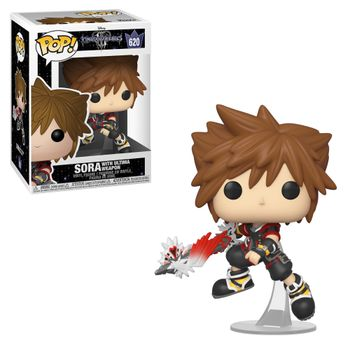 image de Sora with Ultima Weapon