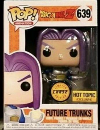 image de Future Trunks (Holding Dragonball) (Metallic)