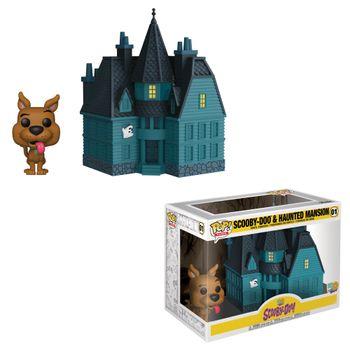 image de Scooby-Doo & Haunted Mansion #01