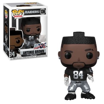 image de Antonio Brown (Raiders)