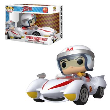 image de Speed Racer with the Mach 5