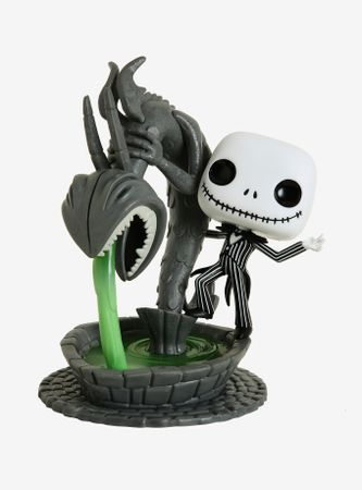 image de Jack Skellington in Fountain