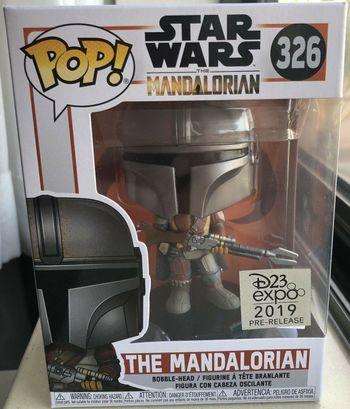image de The Mandalorian (First to Market) [D23]