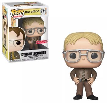image de Dwight Schrute (Blonde)