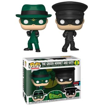 image de The Green Hornet and Kato (2-Pack) [Fall Convention]