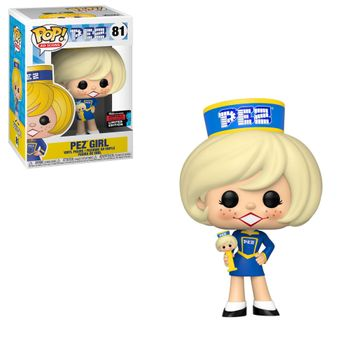 image de PEZ Girl (Blonde) [Fall Convention]