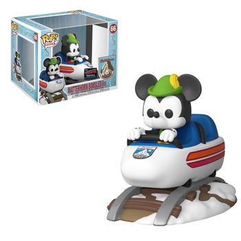image de Matterhorn Bobsled and Mickey Mouse [NYCC]