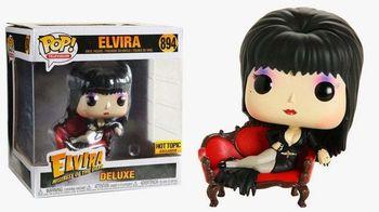 image de Elvira (on Red Sofa) (Deluxe)
