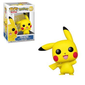 image de Pikachu (Waving)