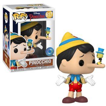 image de Pinocchio (Lying)