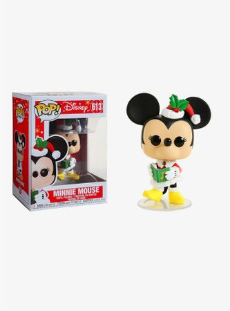 image de Minnie Mouse (Holiday)