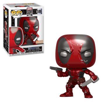 image de Deadpool (First Appearance) (Metallic)