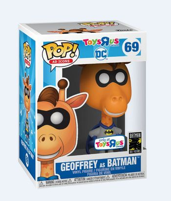 image de Geoffrey as Batman