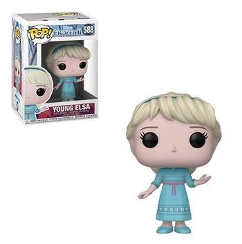 image de Young Elsa (Frozen 2)