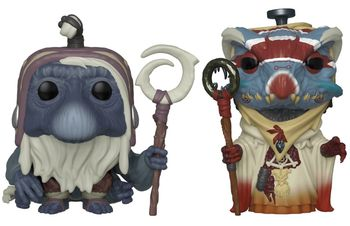 image de The Wanderer & The Heretic (2-Pack) [NYCC]