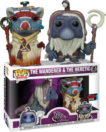 image de The Wanderer & The Heretic (2-Pack) [Fall Convention]