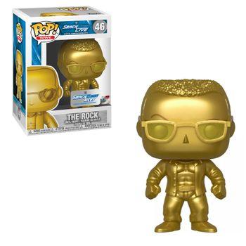 image de The Rock (Gold)
