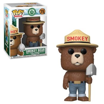 image de Smokey Bear