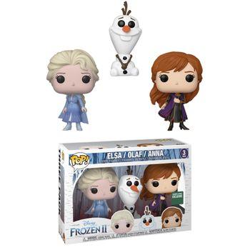image de Elsa / Olaf / Anna (Frozen 2 3-Pack)