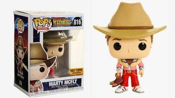 image de Marty McFly (Cowboy)