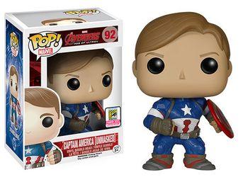 image de Captain America (Avengers 2) (Unmasked) [SDCC]