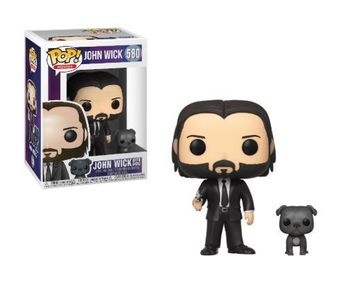 image de John Wick with Dog