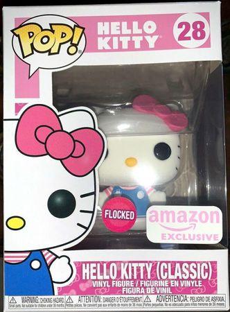 image de Hello Kitty (Classic) (Pink) (Flocked)