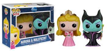 image de Aurora & Maleficent
