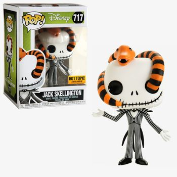 image de Jack Skellington (with Snake)