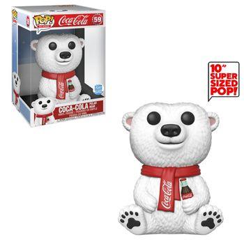 image de Coca-Cola Polar Bear (10-Inch)