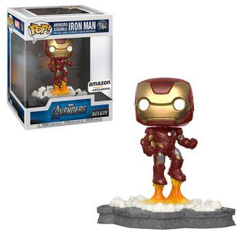 image de Avengers Assemble: Iron Man