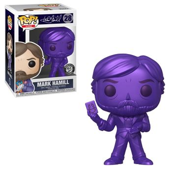 image de Mark Hamill (as The Joker) (Purple)