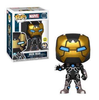 image de Iron Man Model 39 (Glow in the Dark)