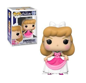 image de Cinderella (Pink Dress)