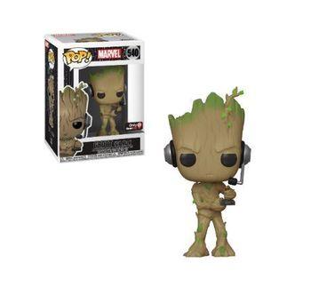 image de Groot (Gamer) (Standing)