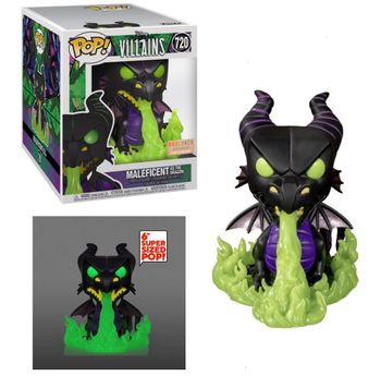 image de Maleficent as the Dragon (Glow in the Dark)